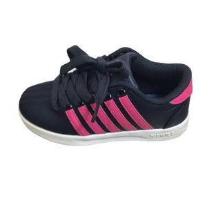 Girls K Swiss Shoes Size 11 Youth Hot Pink Sneaker